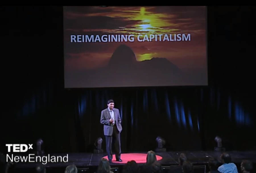 Raj Sisodia at TEDxNewEngland